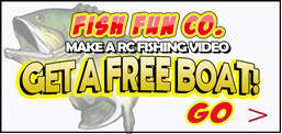 Get a Free Rc Fishing Boat
