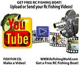 Make a Rc Fishing Video and Get a Free Boat