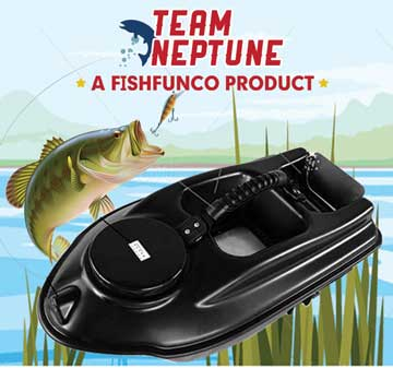 Our Largest and Most Popular Rc Fishing Boat!