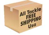 Free Shipping for All Fishing Tackle