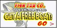 Make and send us a rc fishing video for a free rc fishing boat