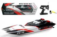 "The 32"" Luckystrike Rc Fishing Boat"