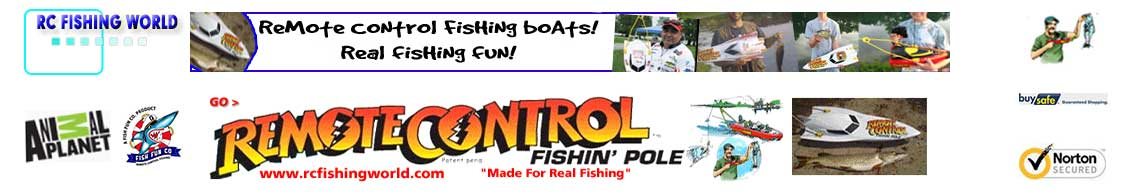 Rc Fishing is for anyone that likes fishing!