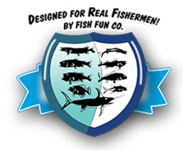 Designed for Reel Fishing!