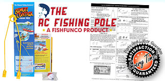 The Rc Fishing Pole with Fishing Accessories