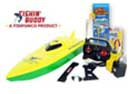 The new 29 inch Streak Rc Fishing Boat