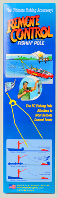 The Rc Fishing Pole Rc Fishing Boat Kit.